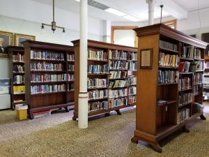 Working Men's Institute Library
